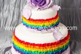 Immagine della torta di compleanno di Michy