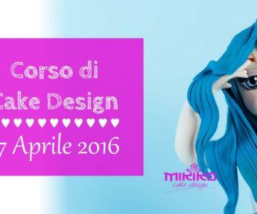 Mikiko cake design bologna for Corso di design del gioiello