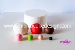 Tutorial passo passo torta decorata in pasta di zucchero per San Valentino-01 - 1024