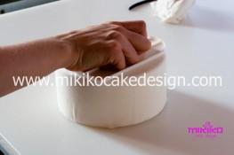 Tutorial passo passo torta decorata in pasta di zucchero per San Valentino-04 - 1024