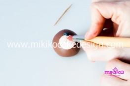 Tutorial passo passo torta decorata in pasta di zucchero per San Valentino-36 - 1024