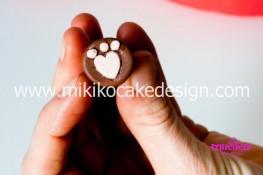 Tutorial passo passo torta decorata in pasta di zucchero per San Valentino-65 - 1024
