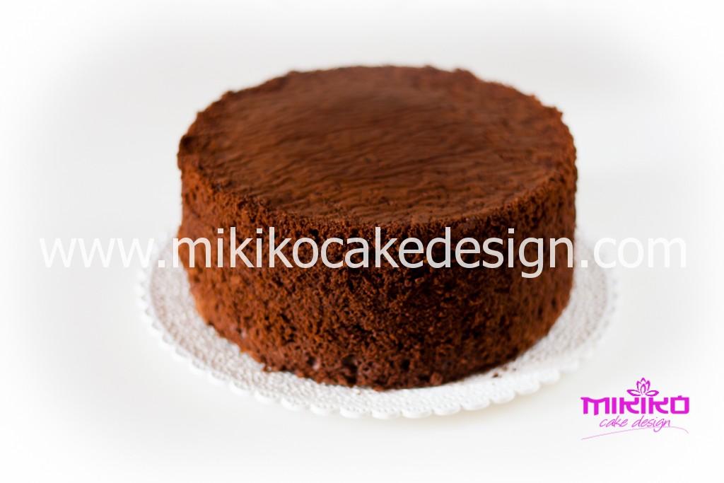 Immagine della torta chiffon di Mikiko Cake Design
