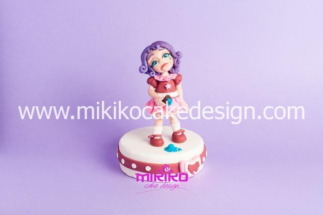 Immagine della decorazione che faremo al corso di cake design