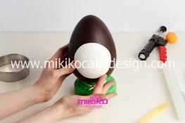 Tutorial uova di pasqua decorate con pasta di zucchero-24
