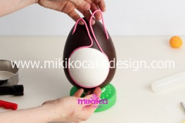Tutorial uova di pasqua decorate con pasta di zucchero-26