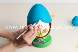 Tutorial uova di pasqua decorate con pasta di zucchero-42