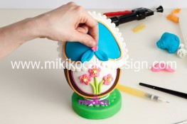 Tutorial uova di pasqua decorate con pasta di zucchero-51