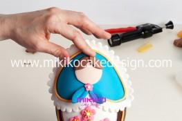 Tutorial uova di pasqua decorate con pasta di zucchero-57