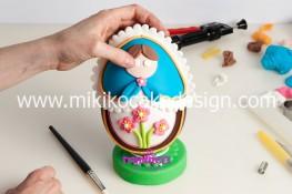 Tutorial uova di pasqua decorate con pasta di zucchero-59